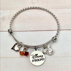 Jewelry - Disney Squad Charm Bracelet